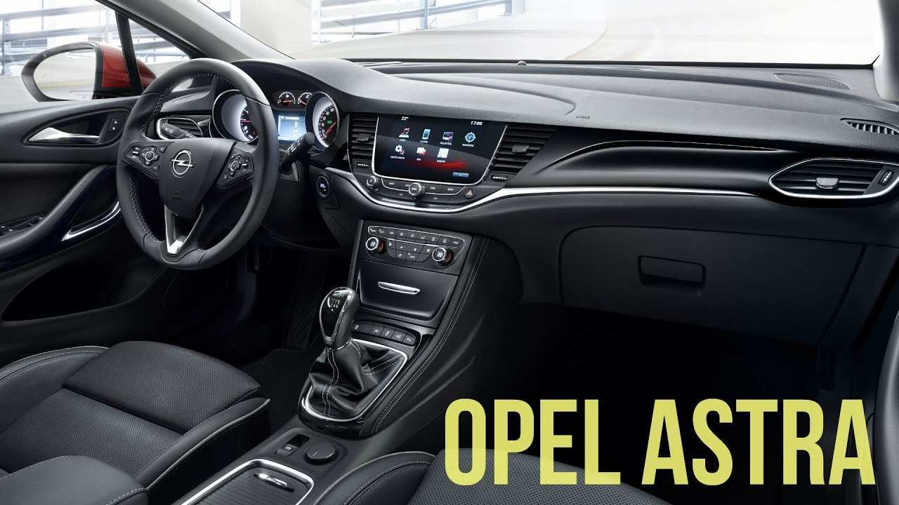 56 Concept of Opel Astra 2020 Interior Exterior with Opel Astra 2020 Interior