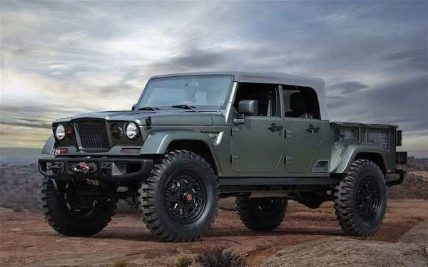 56 Concept of Price Of 2020 Jeep Gladiator Overview for Price Of 2020 Jeep Gladiator