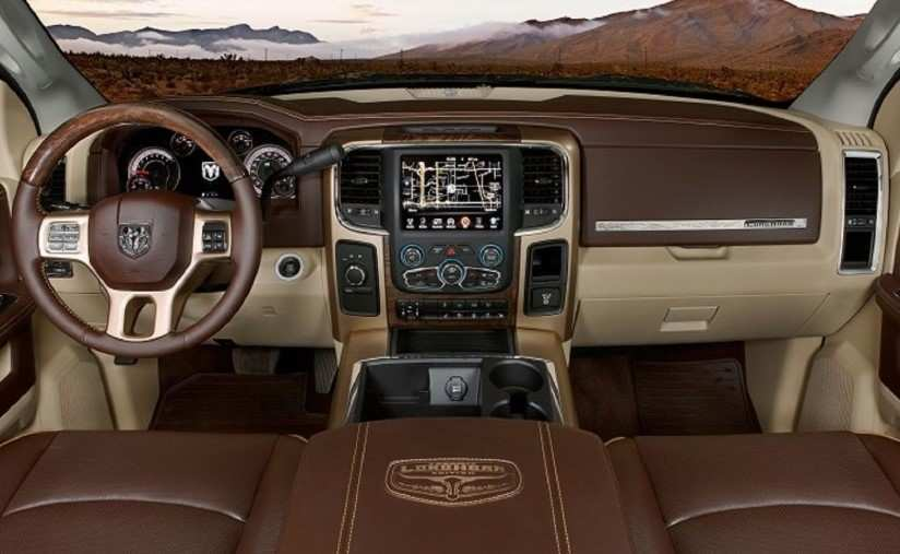 56 Gallery of 2020 Dodge Ram Interior Rumors for 2020 Dodge Ram Interior