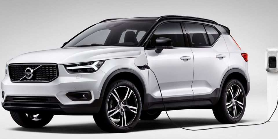 56 Gallery of 2020 Volvo Xc40 Hybrid Configurations with 2020 Volvo Xc40 Hybrid