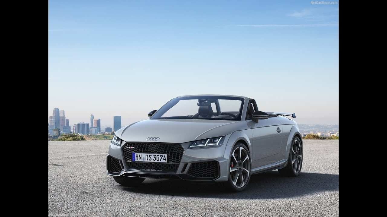 56 Gallery of Audi Tt Roadster 2020 Reviews by Audi Tt Roadster 2020