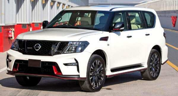 56 Gallery of Nissan Armada 2020 Price Price and Review by Nissan Armada 2020 Price