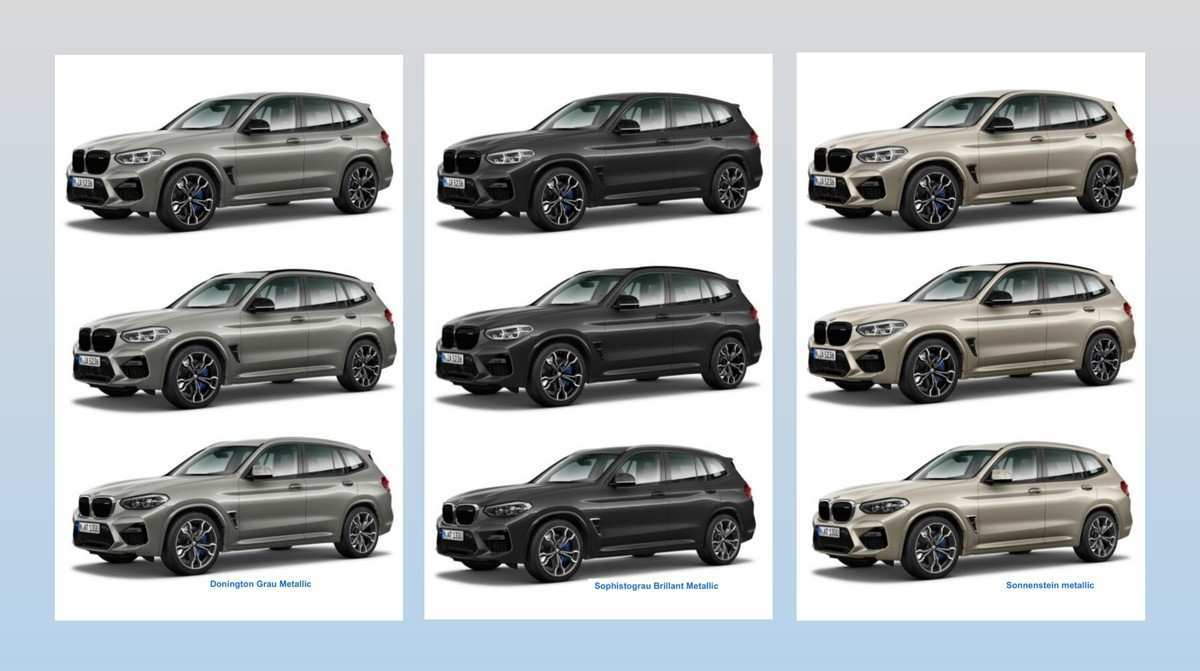 56 Great 2020 BMW X3M Ordering Guide Pictures for 2020 BMW X3M Ordering Guide