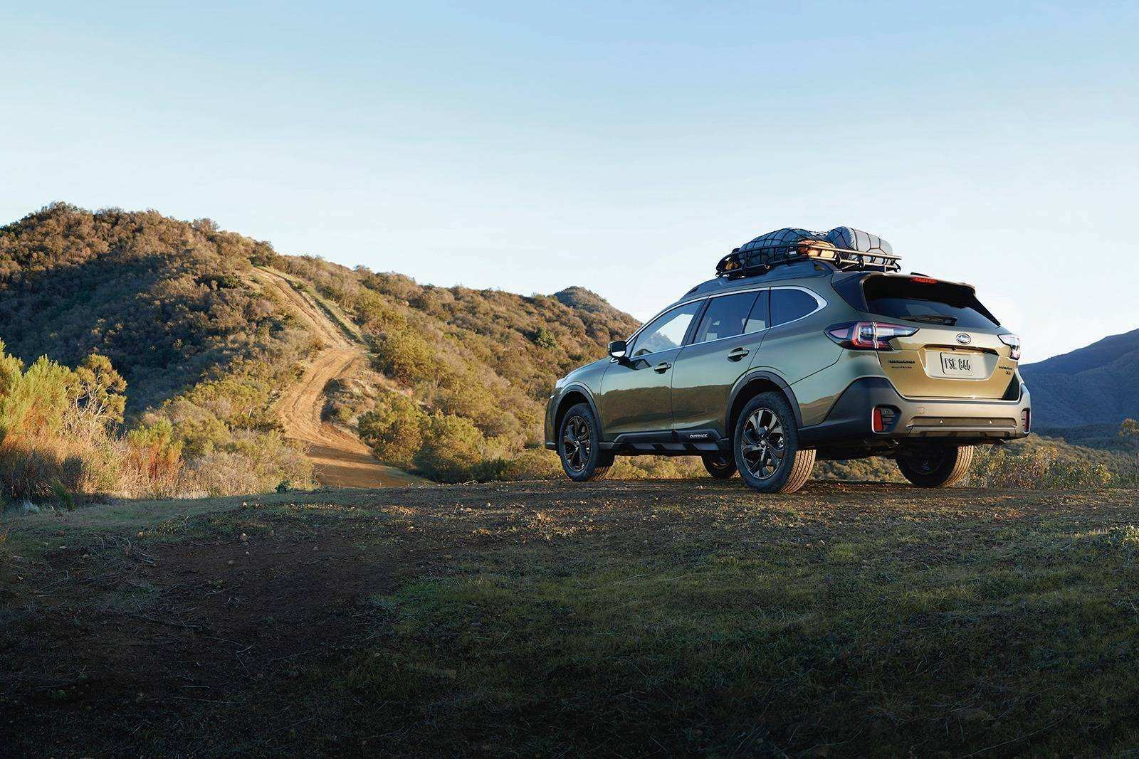 56 Great 2020 Subaru Outback Availability Spy Shoot by 2020 Subaru Outback Availability