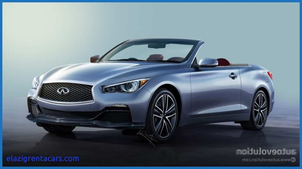 56 Great Infiniti Convertible 2020 Configurations with Infiniti Convertible 2020