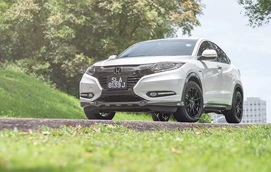 56 New Honda Vezel Hybrid 2020 Spesification for Honda Vezel Hybrid 2020