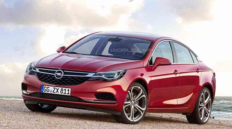 56 New Opel Astra Sedan 2020 Reviews for Opel Astra Sedan 2020