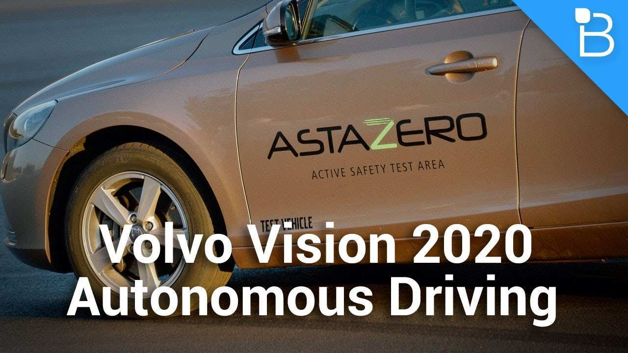 56 New Volvo Safety Vision 2020 History for Volvo Safety Vision 2020