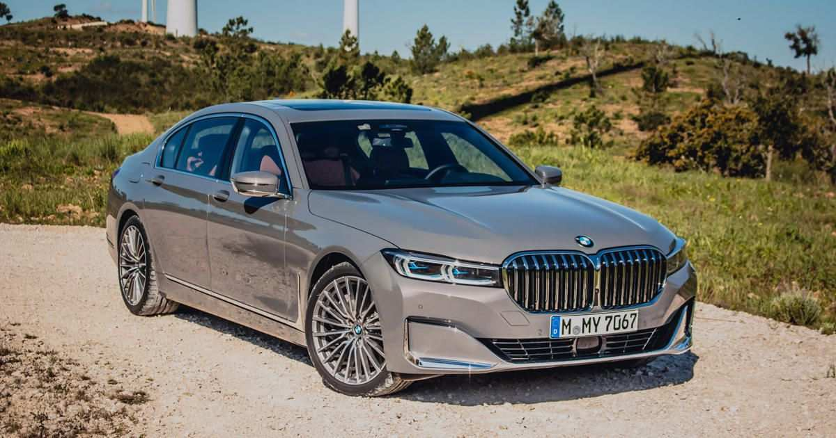 56 The BMW The 7 2020 Review for BMW The 7 2020