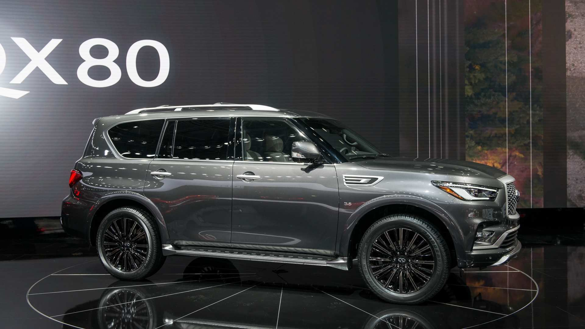 56 The Infiniti Qx80 2020 Performance and New Engine with Infiniti Qx80 2020