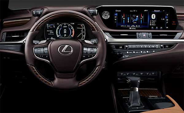 56 The Lexus Es 2020 Interior Rumors by Lexus Es 2020 Interior