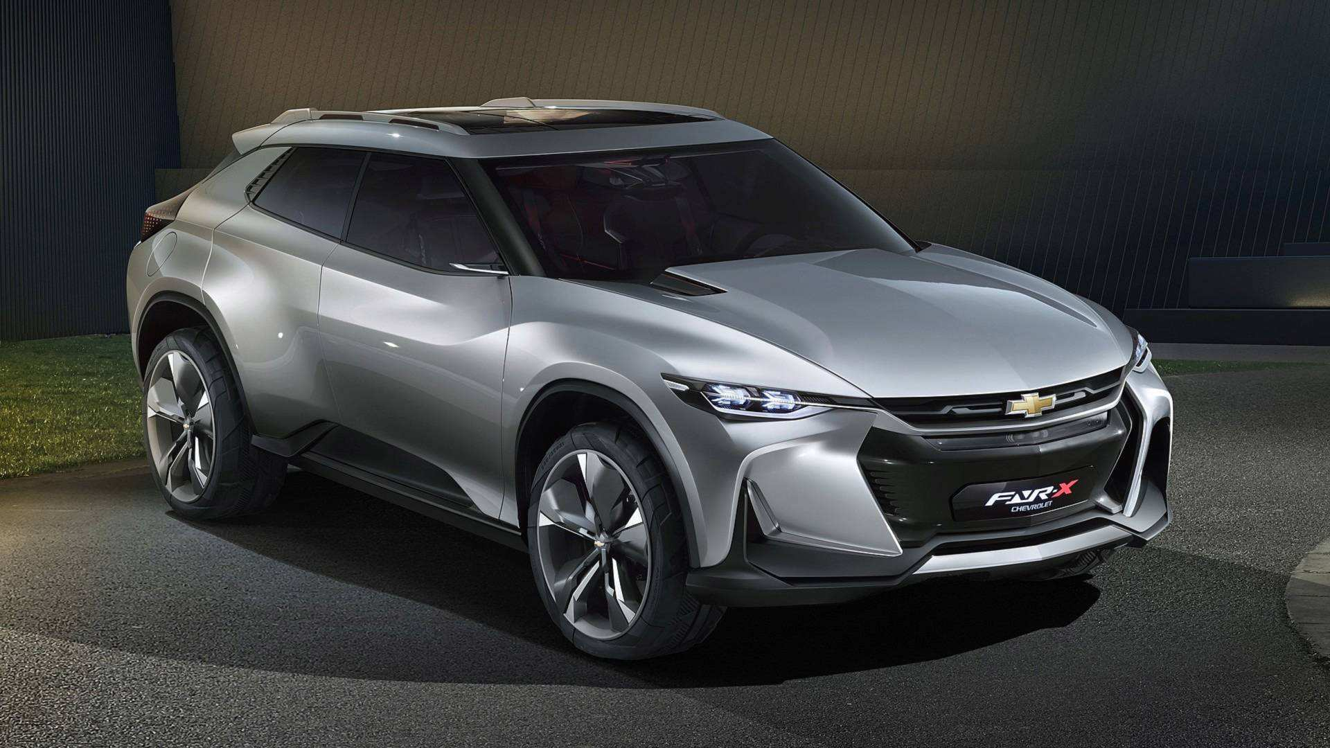 57 All New 2020 Chevrolet Lineup Exterior with 2020 Chevrolet Lineup