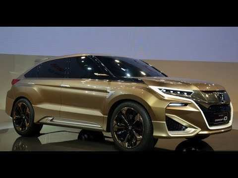 57 All New Honda New Suv 2020 Ratings by Honda New Suv 2020