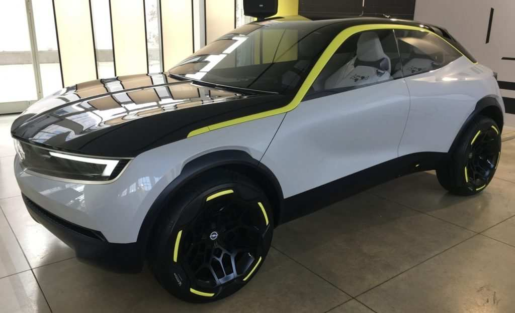 57 All New Opel Gt X 2020 Concept by Opel Gt X 2020