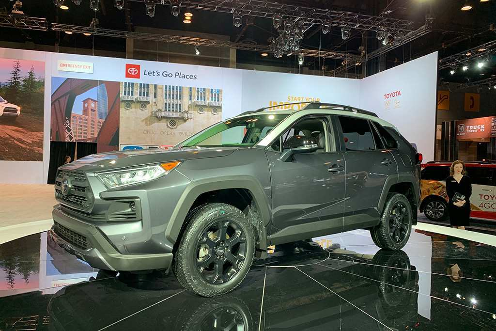 57 All New Toyota Rav4 2020 Trd Configurations with Toyota Rav4 2020 Trd