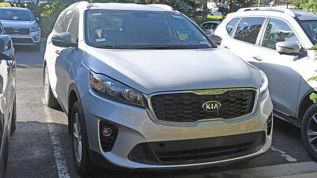 57 Best Review 2020 Kia Sorento Redesign Pricing by 2020 Kia Sorento Redesign