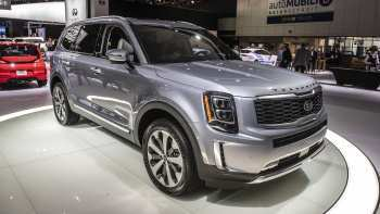 57 Best Review 2020 Kia Telluride Dimensions Review for 2020 Kia Telluride Dimensions