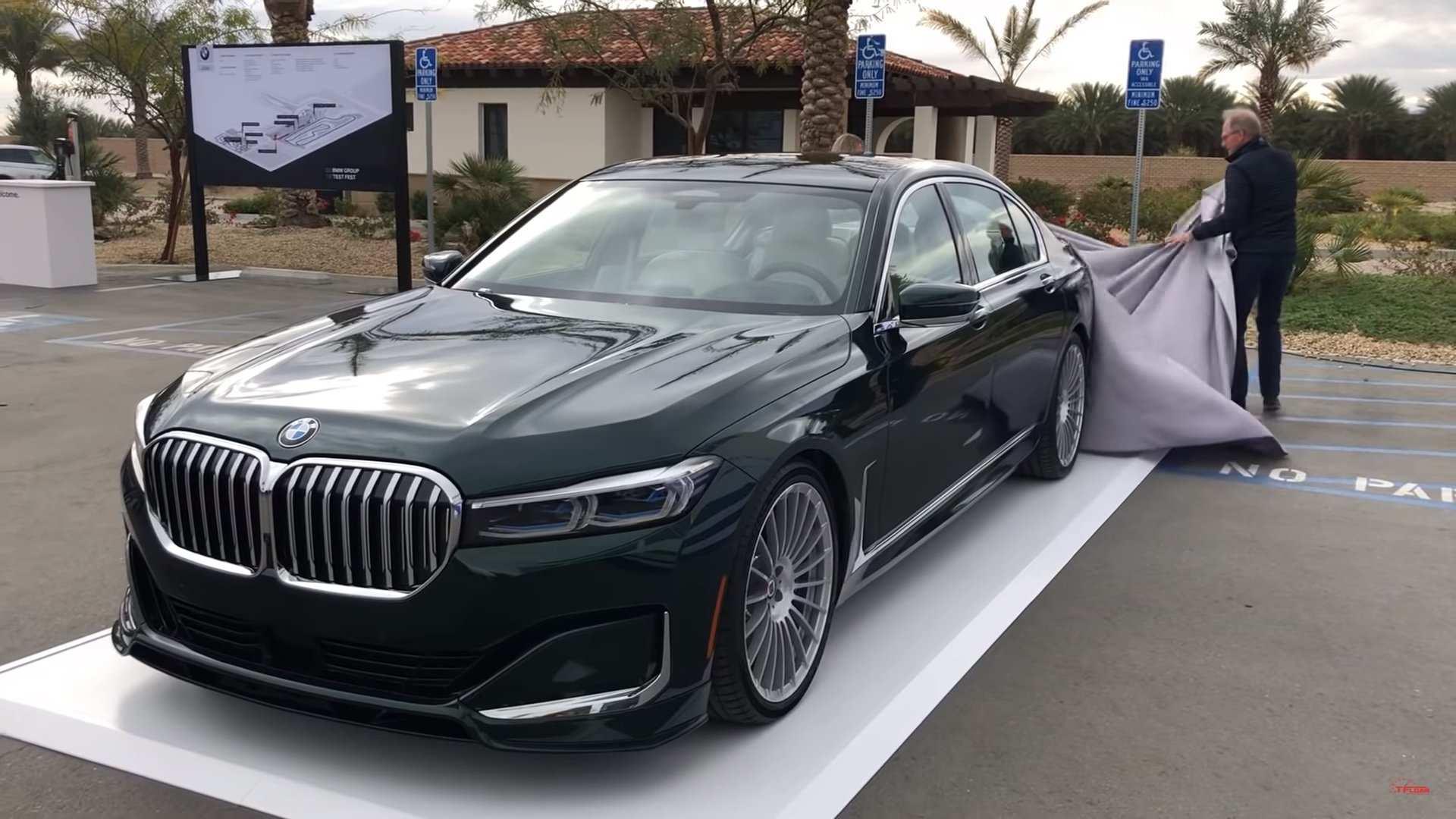 57 Best Review BMW Alpina B7 2020 Price Interior with BMW Alpina B7 2020 Price