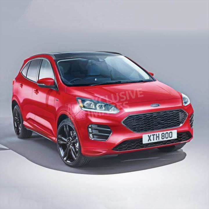 57 Best Review Ford Kuga 2020 Uk Spesification by Ford Kuga 2020 Uk
