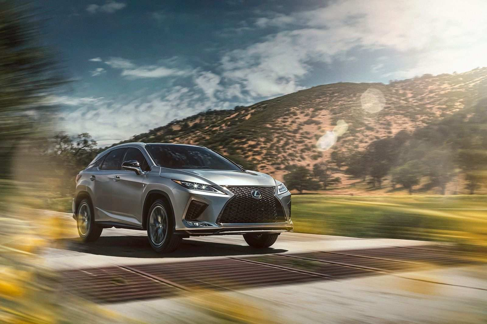 57 Best Review Lexus Rx Update 2020 Release Date for Lexus Rx Update 2020