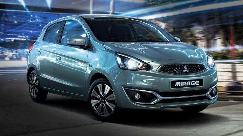 57 Best Review Xe Mitsubishi Mirage 2020 Exterior by Xe Mitsubishi Mirage 2020