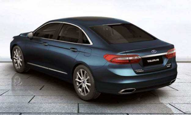 57 Concept of Ford Taurus Sho 2020 Photos for Ford Taurus Sho 2020