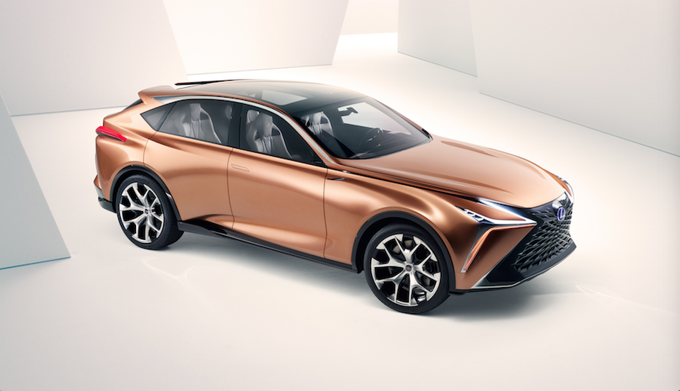 57 Gallery of Lexus Lf 1 Limitless 2020 Pricing with Lexus Lf 1 Limitless 2020
