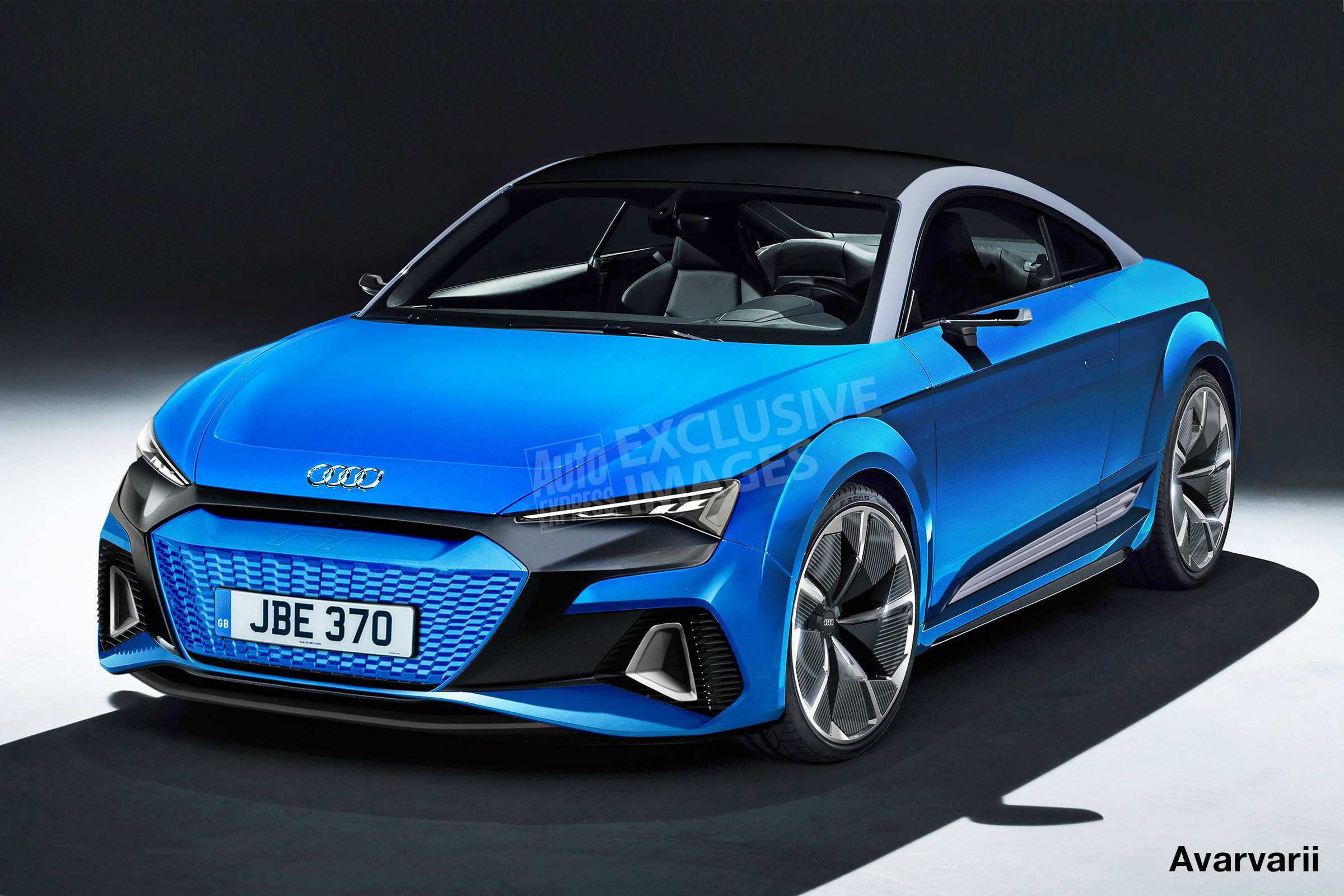 57 Great Audi Tt Coupe 2020 Research New for Audi Tt Coupe 2020