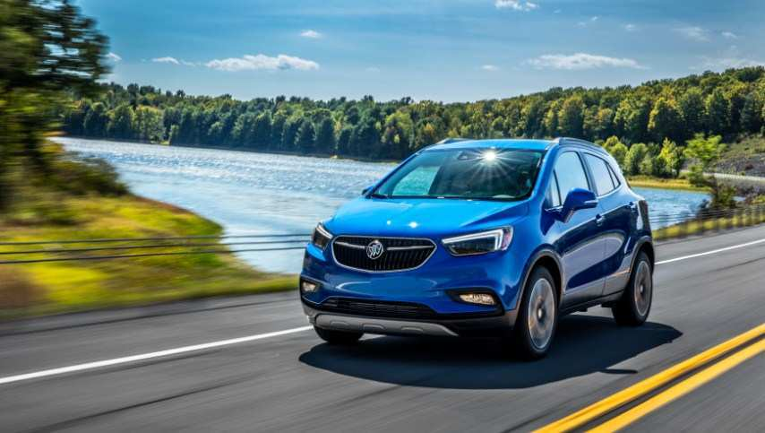 57 Great When Will The 2020 Buick Encore Be Available Concept for When Will The 2020 Buick Encore Be Available