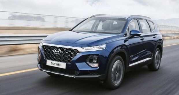 57 Great When Will The 2020 Hyundai Santa Fe Be Released Exterior and Interior by When Will The 2020 Hyundai Santa Fe Be Released