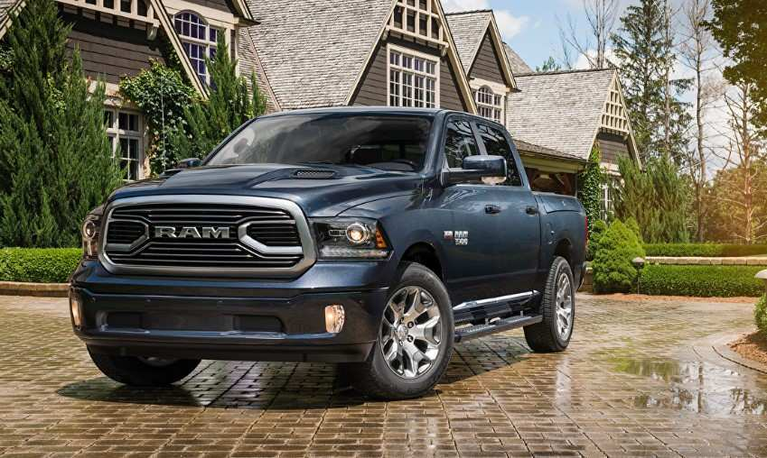 57 New 2020 Dodge Ram 1500 Limited Redesign for 2020 Dodge Ram 1500 Limited
