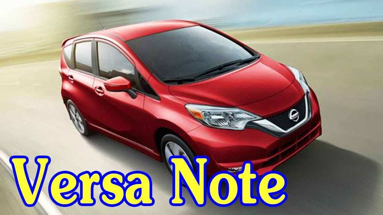 57 New 2020 Nissan Versa Hatchback Rumors by 2020 Nissan Versa Hatchback