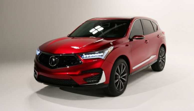 57 New Acura Rdx 2020 Review First Drive for Acura Rdx 2020 Review