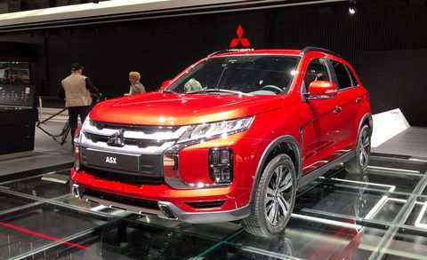 57 New Mitsubishi Asx 2020 Specs Redesign and Concept for Mitsubishi Asx 2020 Specs