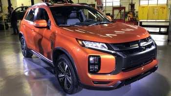 57 New Mitsubishi Suv 2020 Redesign and Concept for Mitsubishi Suv 2020