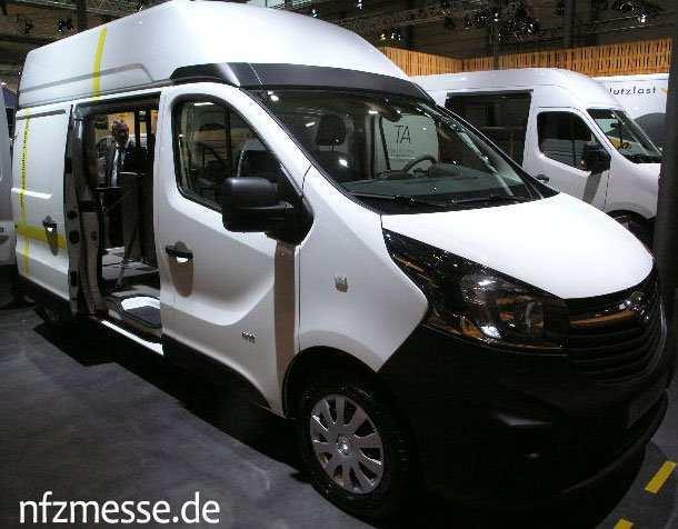 57 New Opel Vivaro Elektro 2020 Images by Opel Vivaro Elektro 2020