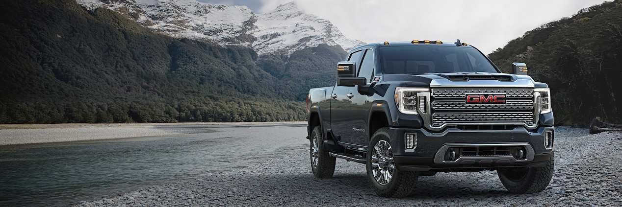 57 The 2020 Gmc 2500 Interior Redesign and Concept by 2020 Gmc 2500 Interior