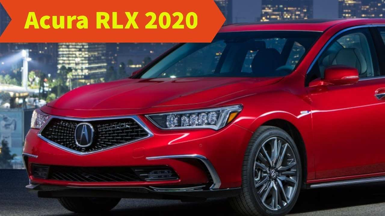 57 The Acura Lineup 2020 Configurations by Acura Lineup 2020