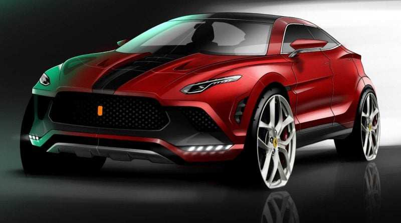 57 The Ferrari Suv 2020 Ratings by Ferrari Suv 2020