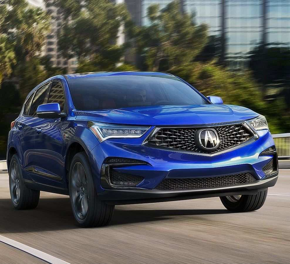 58 All New 2020 Acura Rdx Sport Hybrid Speed Test with 2020 Acura Rdx Sport Hybrid
