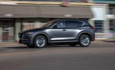 58 All New 2020 Mazda Cx 5 Turbo Speed Test by 2020 Mazda Cx 5 Turbo