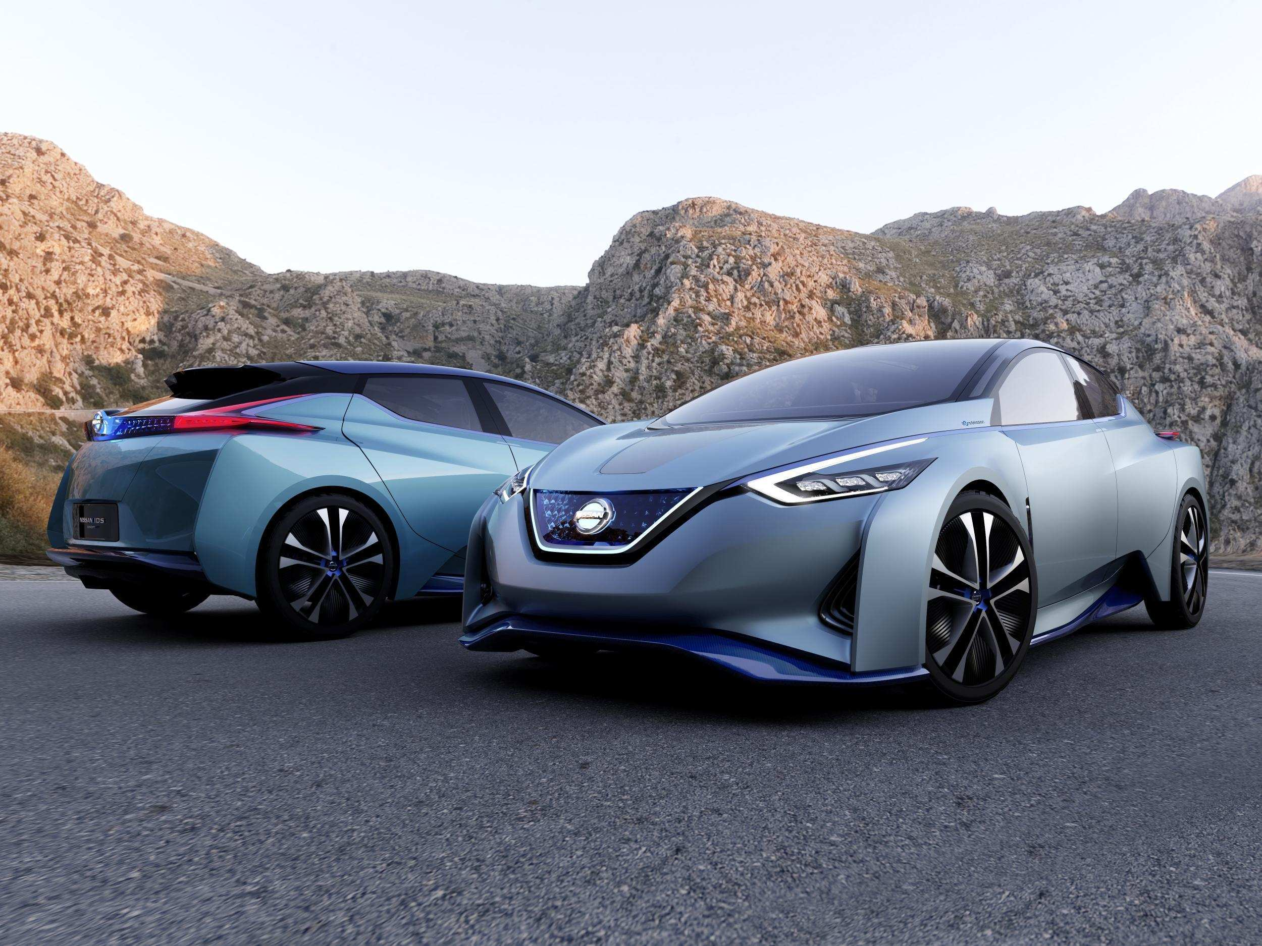 58 All New Nissan Ids 2020 History with Nissan Ids 2020
