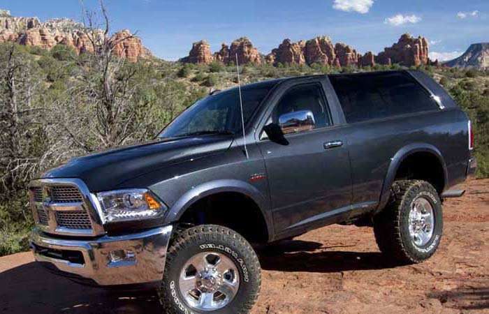 58 Best Review Dodge Ramcharger 2020 Speed Test for Dodge Ramcharger 2020