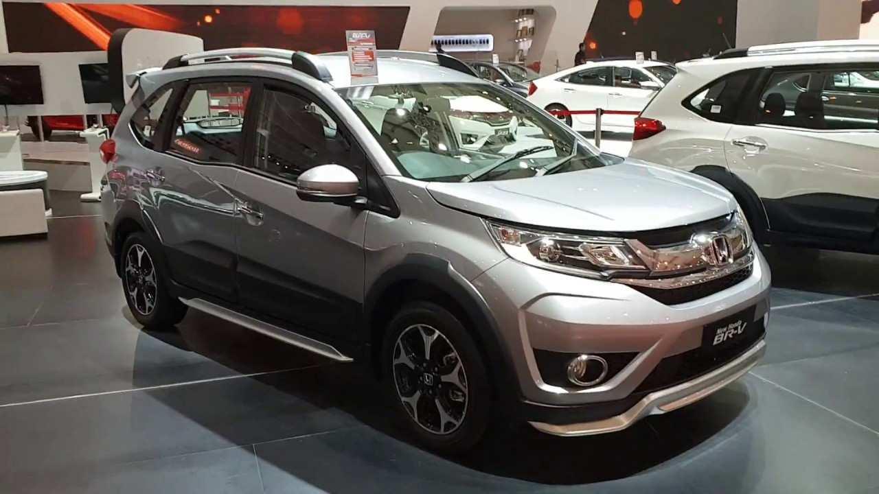 58 Best Review Honda Brv Facelift 2020 Model by Honda Brv Facelift 2020