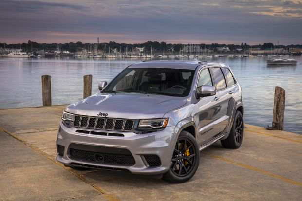 58 Best Review Jeep Grand Cherokee 2020 Redesign Style for Jeep Grand Cherokee 2020 Redesign
