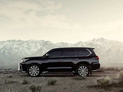 58 Best Review Lexus Lx 570 Black Edition 2020 Model with Lexus Lx 570 Black Edition 2020