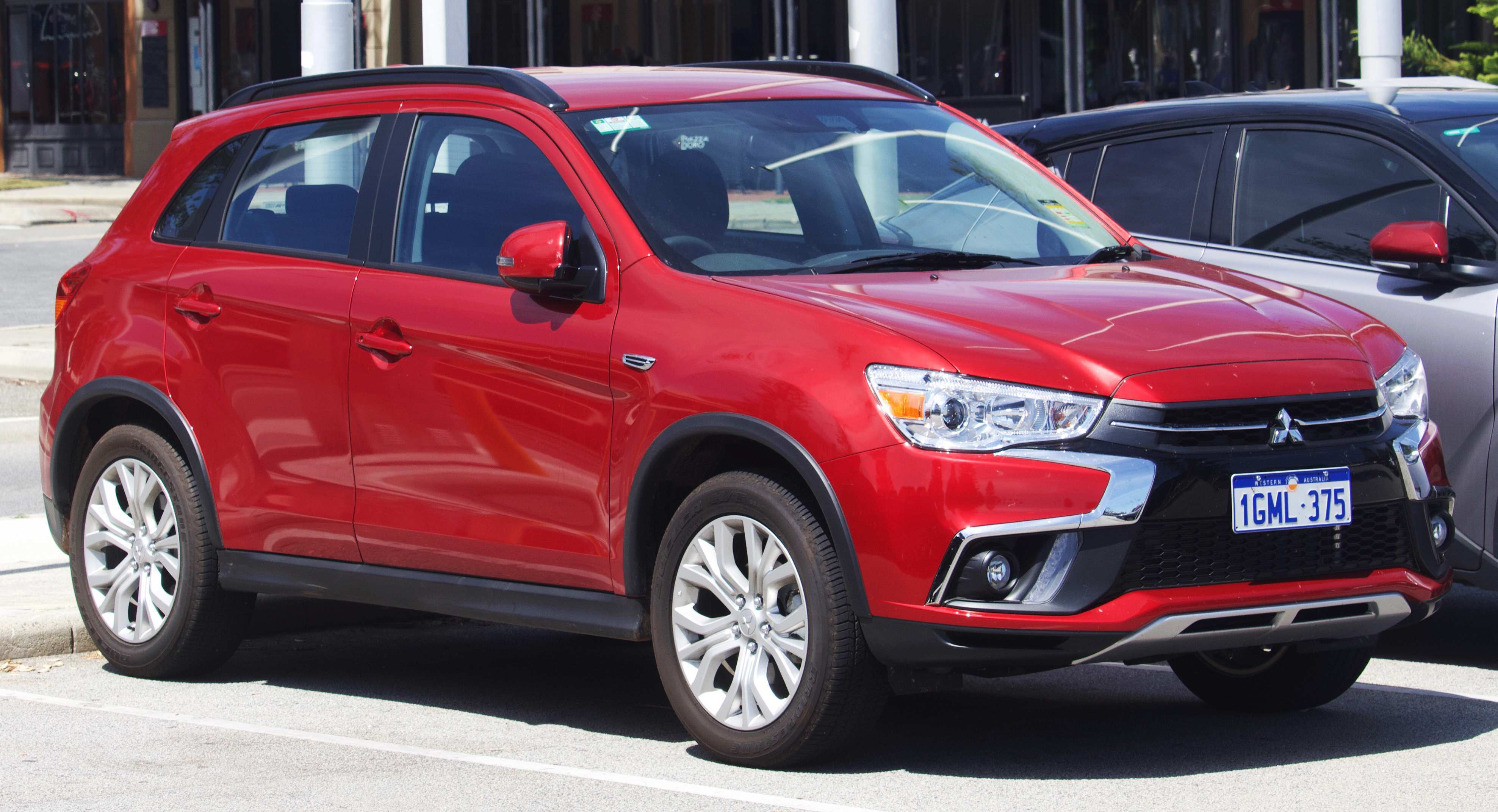 58 Best Review Mitsubishi Asx 2020 Dimensions Research New by Mitsubishi Asx 2020 Dimensions