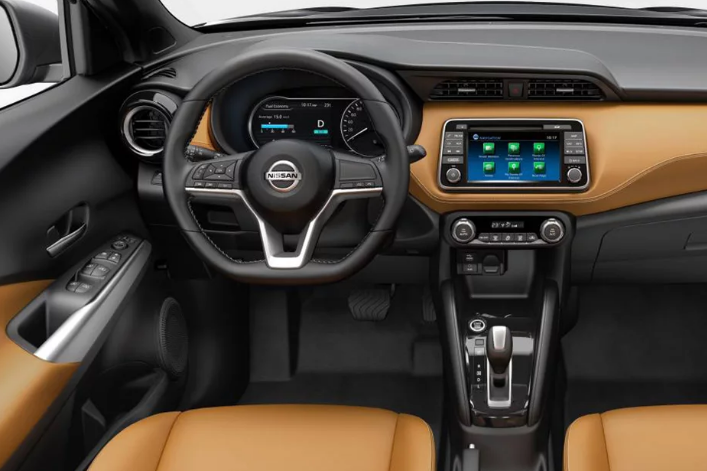58 Concept of Nissan Kicks 2020 Interior Redesign with Nissan Kicks 2020 Interior