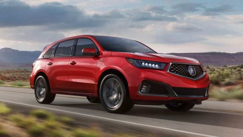 58 Gallery of 2020 Acura Mdx Plug In Hybrid Exterior with 2020 Acura Mdx Plug In Hybrid