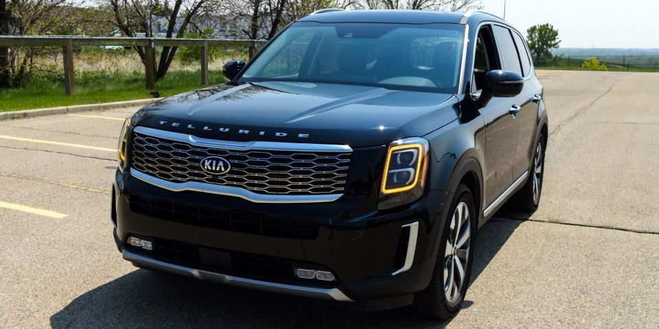 58 Gallery of 2020 Kia Telluride Review Price for 2020 Kia Telluride Review
